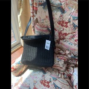 NWT the sak black purse.